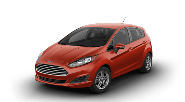 New 2019 Ford Fiesta SE Hatchback Dandridge, TN